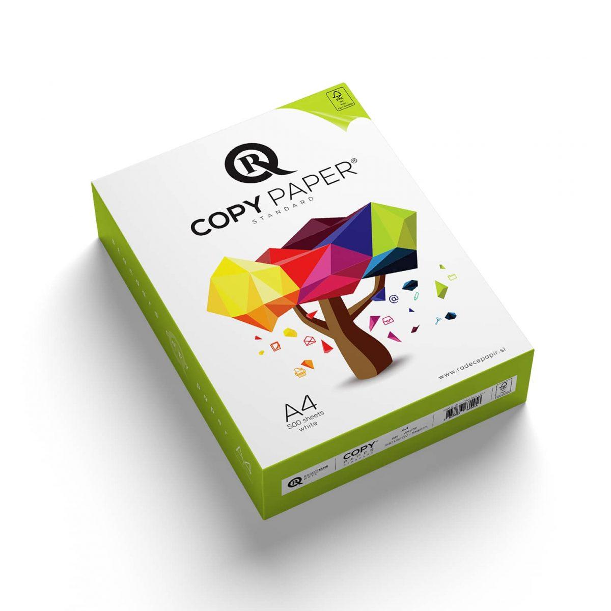 Papir A4 R Copy® Standard