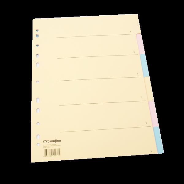 Register, 6 listni