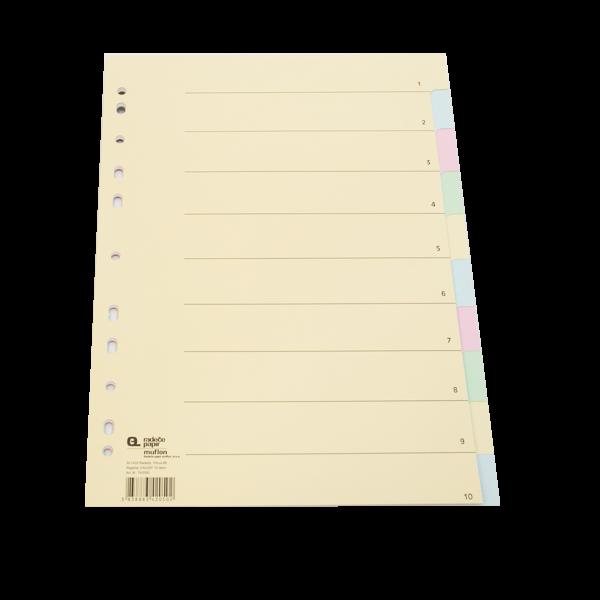 Register, 10 listni