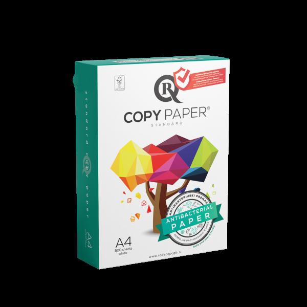 Antibakterijski papir A4R Copy® Standard