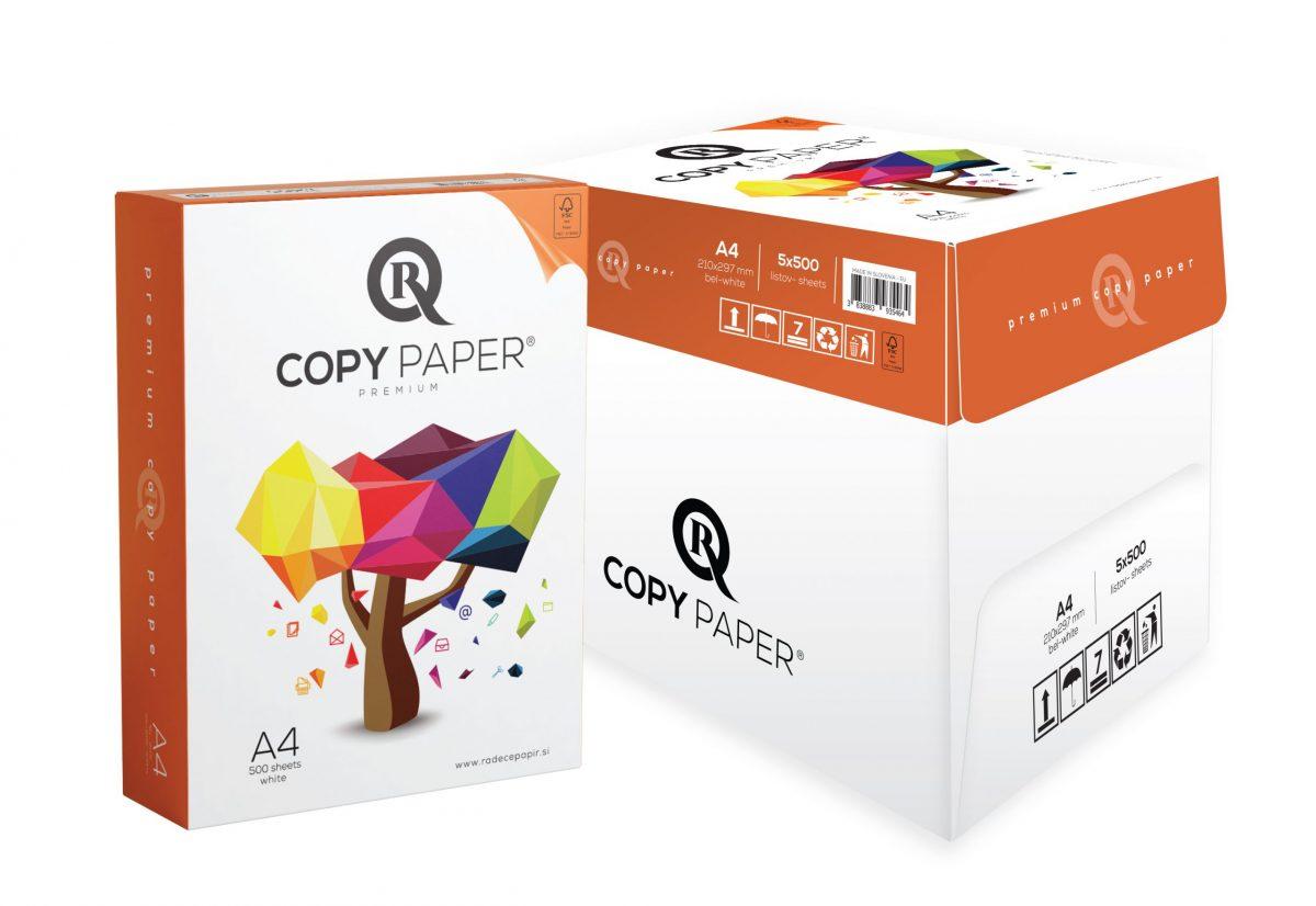 Papir A4 R Copy® Premium