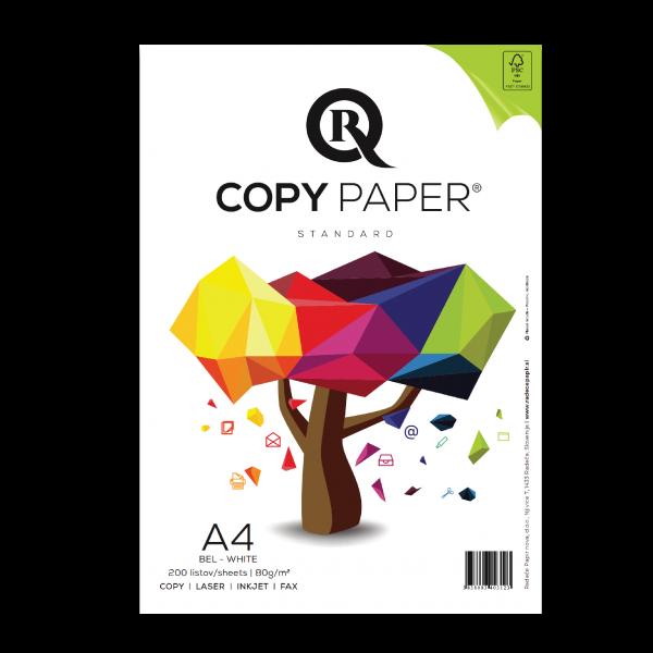 Papir A4 R Copy Standard®