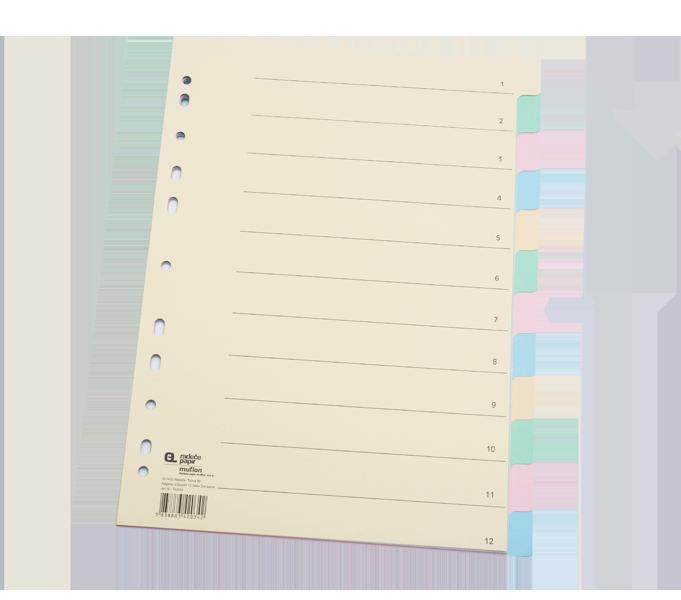 Register, 12 listni